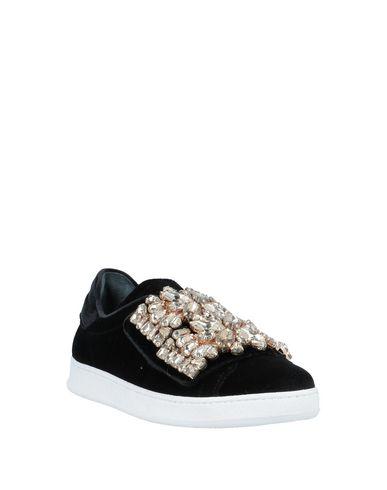Фото 2 - Низкие кеды и кроссовки от POKEMAOKE черного цвета