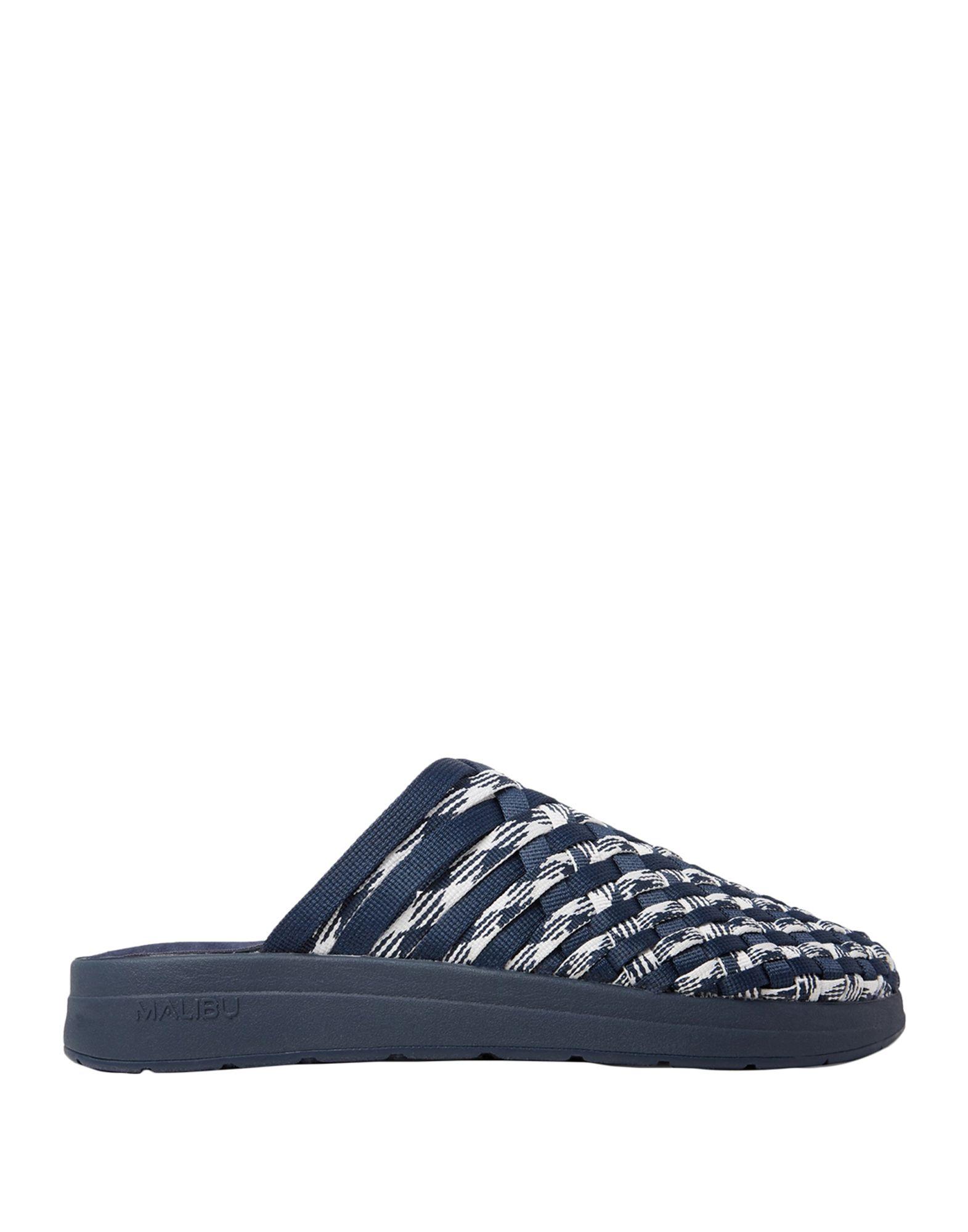 MALIBU SANDALS x MISSONI Мюлес и сабо malibu sandals x missoni низкие кеды и кроссовки