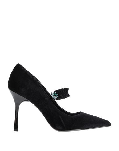 Фото - Женские туфли TIPE E TACCHI черного цвета