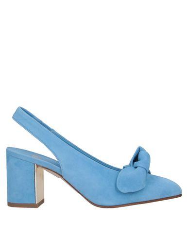Купить Женские туфли  лазурного цвета