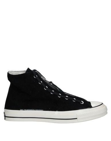 Купить Высокие кеды и кроссовки от CONVERSE ALL STAR черного цвета