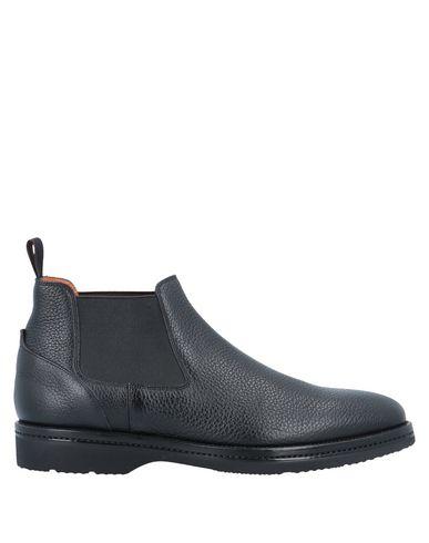 Полусапоги и высокие ботинки Santoni