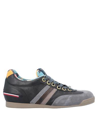 Фото - Низкие кеды и кроссовки от SERAFINI LUXURY свинцово-серого цвета