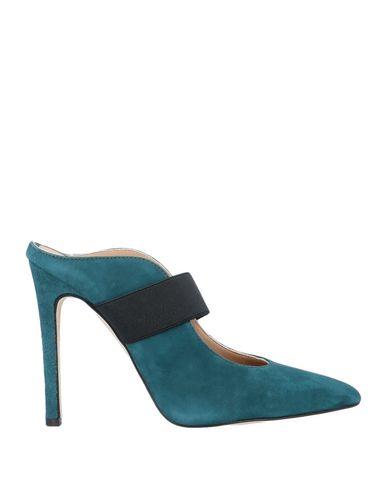 Фото - Женские ботинки и полуботинки  цвет цвет морской волны