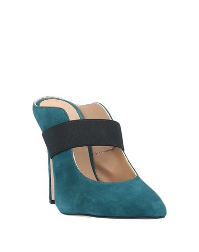 Фото 2 - Женские ботинки и полуботинки  цвет цвет морской волны