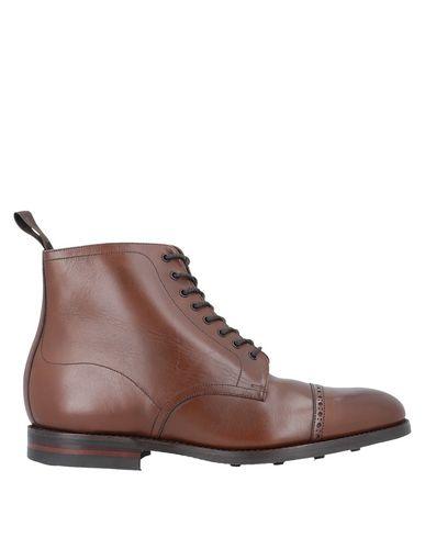 Фото - Полусапоги и высокие ботинки коричневого цвета