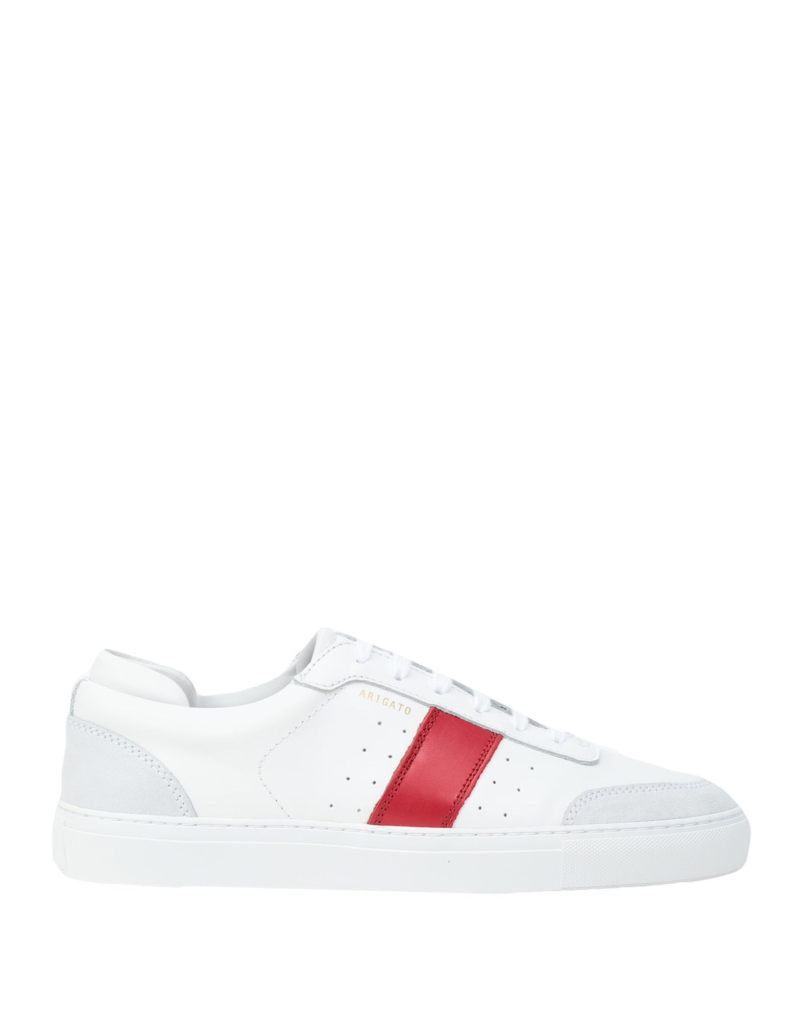 《セール開催中》AXEL ARIGATO メンズ スニーカー&テニスシューズ(ローカット) ホワイト 40 牛革(カーフ) 100% DUNK SNEAKER