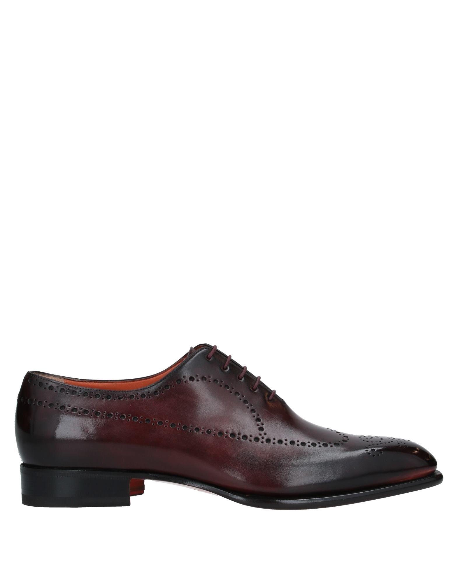 где купить SANTONI Обувь на шнурках по лучшей цене