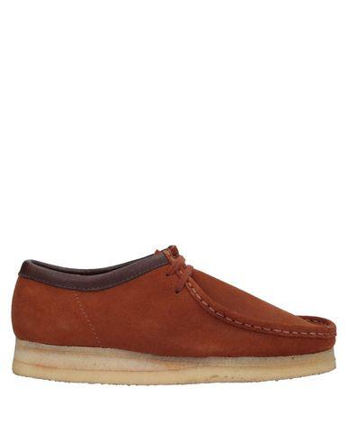 Фото - Обувь на шнурках от CLARKS ORIGINALS коричневого цвета