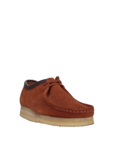 Фото 2 - Обувь на шнурках от CLARKS ORIGINALS коричневого цвета