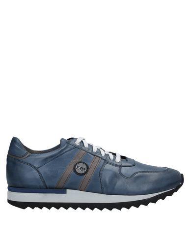 Фото - Низкие кеды и кроссовки от EXTON синего цвета
