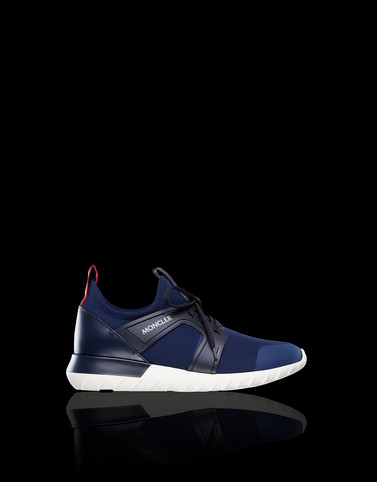 EMILIEN Dark blue Shoes Man