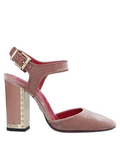 Фото - Женские туфли  пастельно-розового цвета