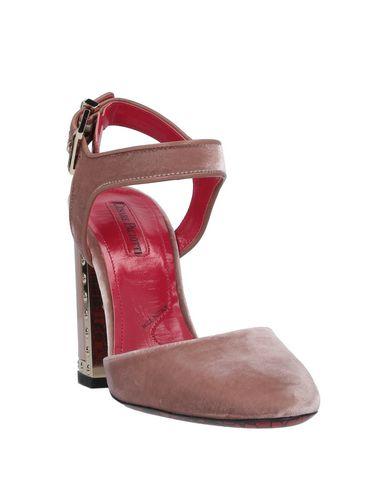 Фото 2 - Женские туфли  пастельно-розового цвета