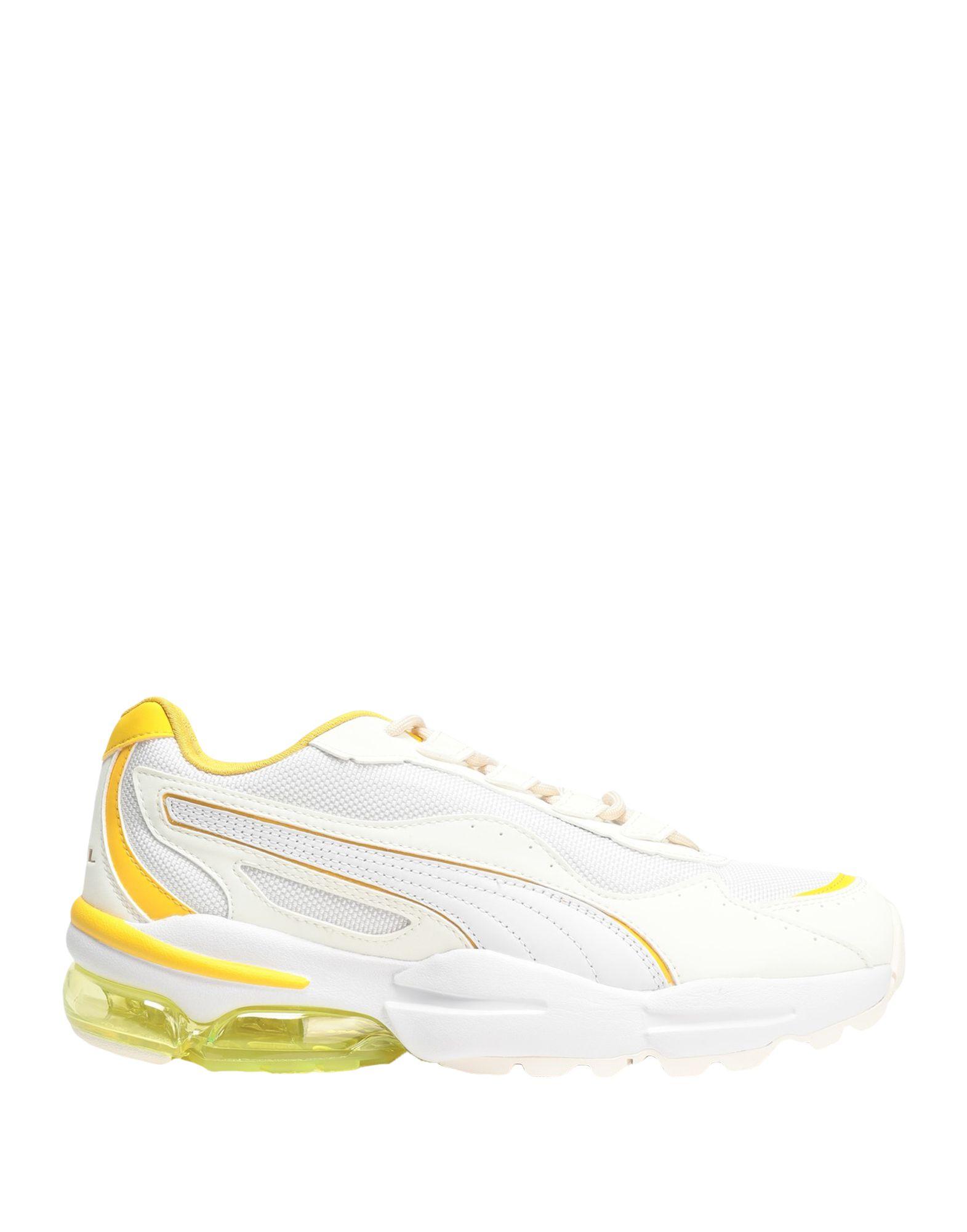 《セール開催中》PUMA レディース スニーカー&テニスシューズ(ローカット) ホワイト 3.5 紡績繊維 CELL Stellar Wn's