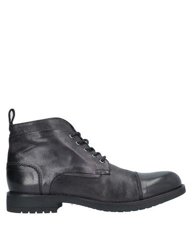 Фото - Полусапоги и высокие ботинки от JP/DAVID черного цвета