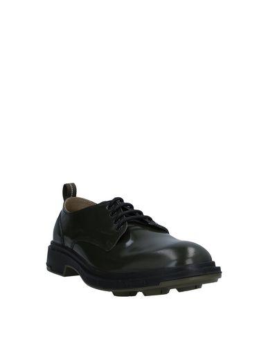 Фото 2 - Обувь на шнурках от PEZZOL  1951 цвет зеленый-милитари