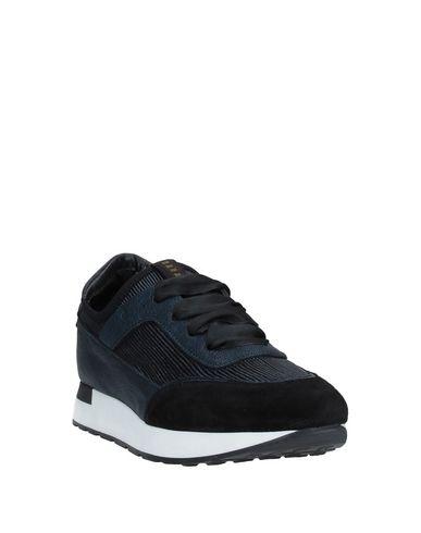 Фото 2 - Низкие кеды и кроссовки от LILIMILL темно-синего цвета