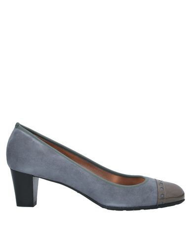 Фото - Женские туфли MASCARÓ серого цвета