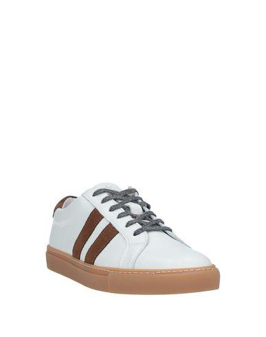 Фото 2 - Низкие кеды и кроссовки от ELEVENTY белого цвета