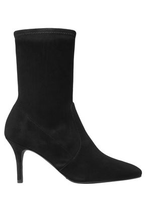 STUART WEITZMAN Stretch-neoprene sock boots