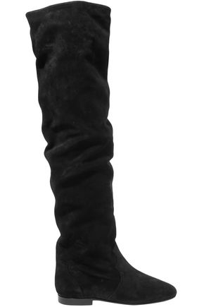 ISABEL MARANT Ranald suede over-the-knee boots