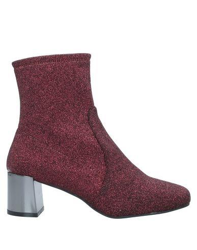 Фото - Полусапоги и высокие ботинки от BIBI LOU красно-коричневого цвета