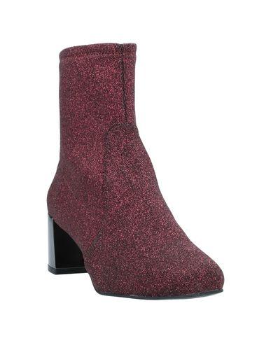 Фото 2 - Полусапоги и высокие ботинки от BIBI LOU красно-коричневого цвета
