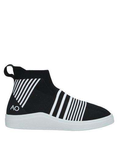 Фото - Высокие кеды и кроссовки от ADNO® черного цвета