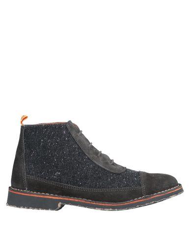 Фото - Полусапоги и высокие ботинки от TONI PONS свинцово-серого цвета