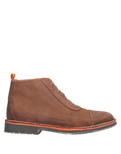 Фото - Полусапоги и высокие ботинки от TONI PONS коричневого цвета