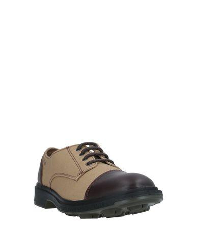 Фото 2 - Обувь на шнурках от PEZZOL  1951 бежевого цвета