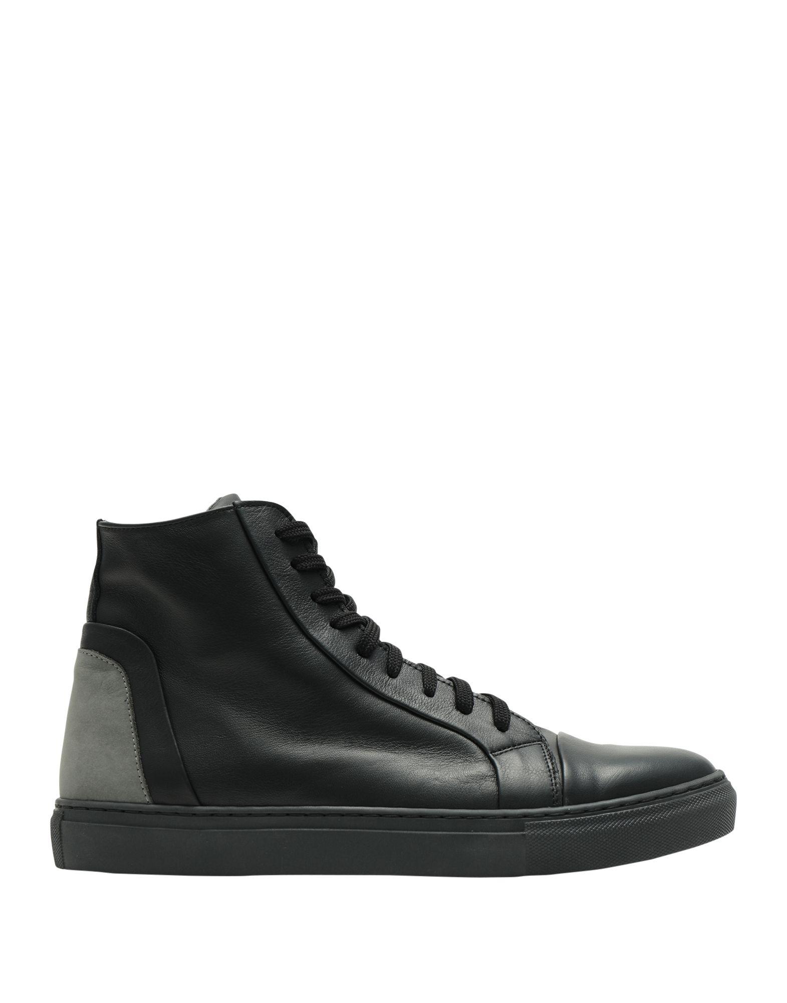 8 by YOOX Высокие кеды и кроссовки цены онлайн