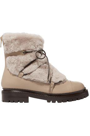 JIMMY CHOO Flat Boots