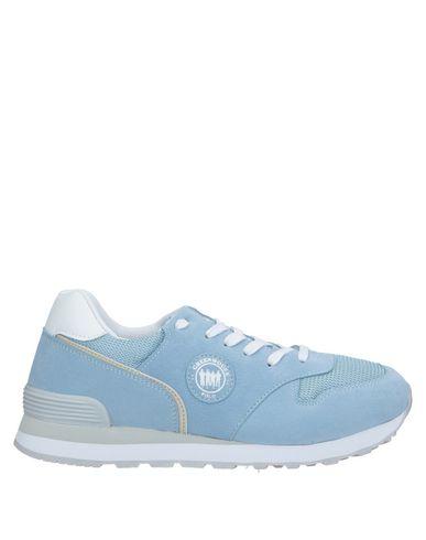 Фото - Низкие кеды и кроссовки от GREENHOUSE POLO CLUB небесно-голубого цвета