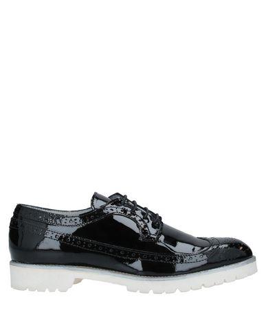 Фото - Обувь на шнурках от WYS WATCH YOUR STEP черного цвета