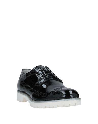 Фото 2 - Обувь на шнурках от WYS WATCH YOUR STEP черного цвета