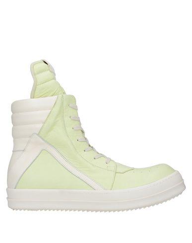 Фото - Высокие кеды и кроссовки светло-зеленого цвета