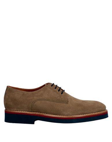 Фото - Обувь на шнурках цвет песочный