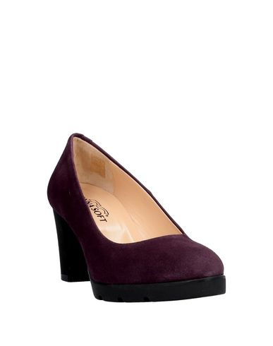 Фото 2 - Женские туфли DONNA SOFT фиолетового цвета