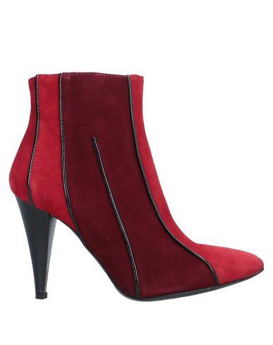 Фото - Полусапоги и высокие ботинки от OASI красно-коричневого цвета