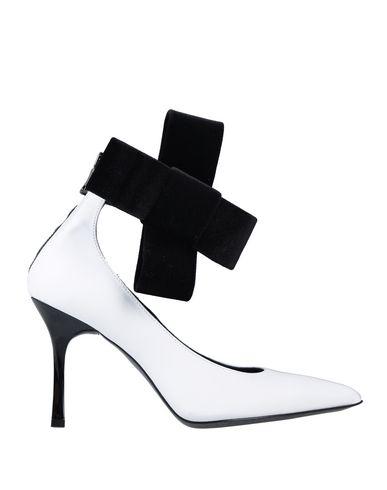 Фото - Женские туфли TIPE E TACCHI белого цвета