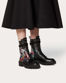 Армейские ботинки Valentino Garavani Undercover
