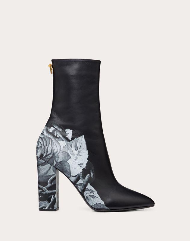 Valentino Garavani Undercover Ankle Boot 100 mm