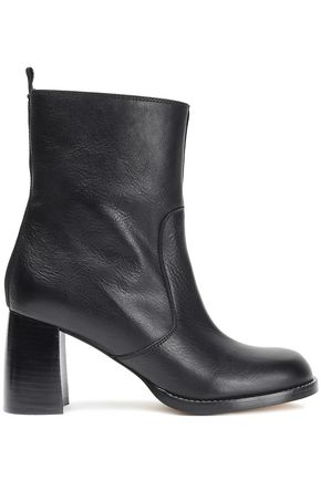 JOSEPH Leather ankle boots