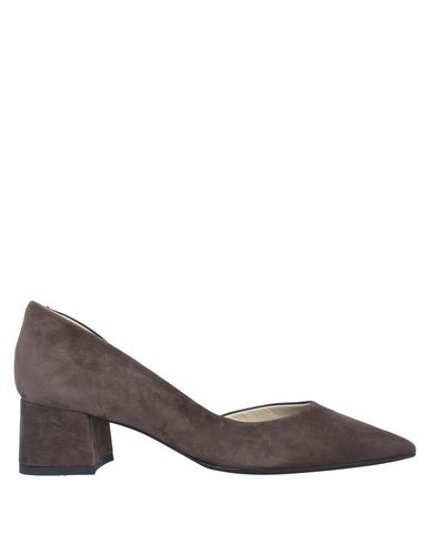 Фото - Женские туфли PREZIOSO темно-коричневого цвета