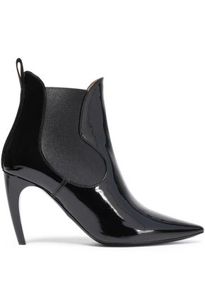 PROENZA SCHOULER Patent-leather ankle boots