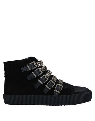 Фото - Высокие кеды и кроссовки от BIBI LOU черного цвета