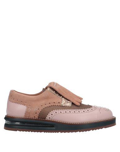 Фото - Обувь на шнурках от BARLEYCORN розового цвета