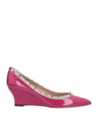 Фото - Женские туфли  цвет пурпурный